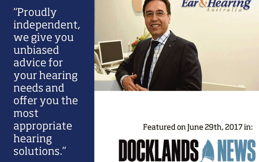 IN THE NEWS: June 29th 2017 Dockland News