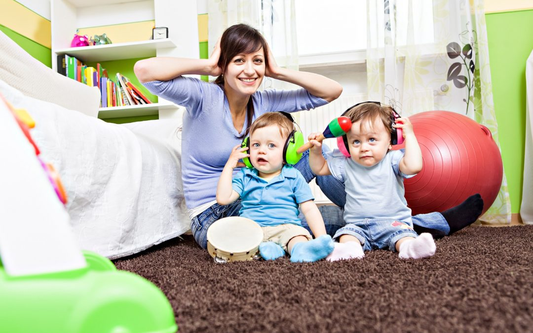 Are your child's toys causing them hearing loss or damage?
