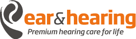 Ear and Hearing Logo