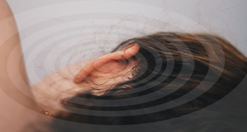 tinnitus is perceived sound in ears