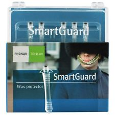 phonak, wax, hearing, aids, utilising, used, smartguards, ingress, moisture