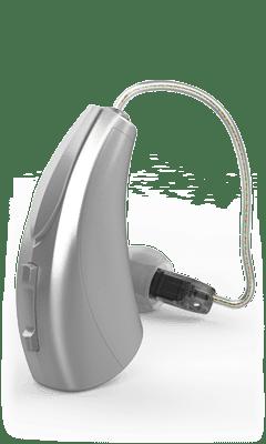 Starkey Livio AI 2400 RIC hearing aid