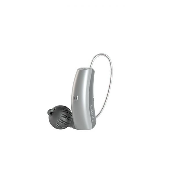 Widex MOMENT 220 RIC 10 hearing aid