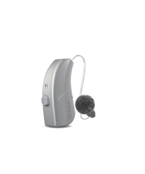 Widex MOMENT 440 RIC 312 D hearing aid