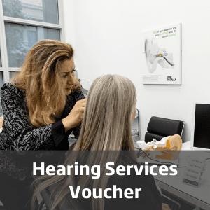 Hearing Services Vouchers