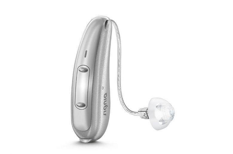 Siemens signia pure 312 x hearing aid